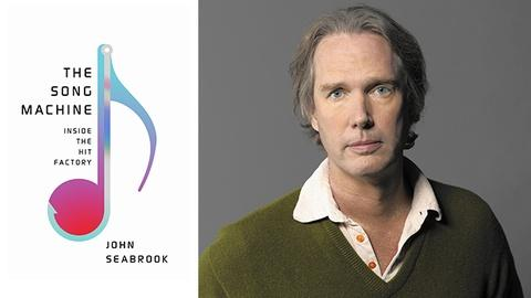 Book View Now -- John Seabrook Interview - 2015 Miami Book Fair