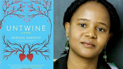 Book View Now -- Edwidge Danticat Interview - 2015 Miami Book Fair