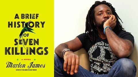 Book View Now -- Marlon James Interview - 2015 Miami Book Fair