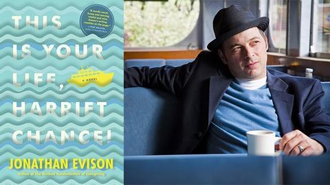 Book View Now -- Jonathan Evison Interview - 2015 Miami Book Fair