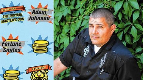 Book View Now -- Adam Johnson Interview - 2015 Miami Book Fair