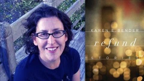 Book View Now -- Karen Bender Interview - 2015 Miami Book Fair