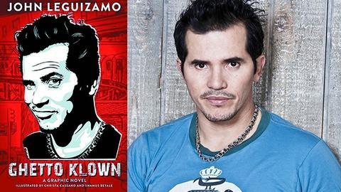 Book View Now -- John Leguizamo Interview - 2015 Miami Book Fair