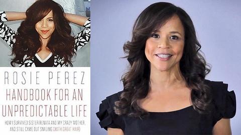 Book View Now -- Rosie Perez Interview - 2015 Miami Book Fair