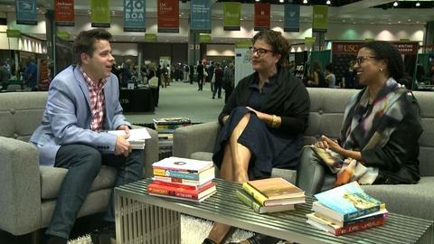 Book View Now -- Elizabeth Alexander and Robin Coste Lewis | 2016 AWP