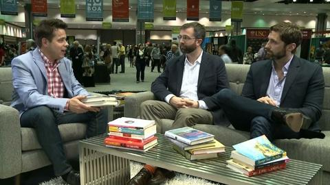 Book View Now -- Brian Castner & Phil Klay Interview  | 2016 AWP Conference