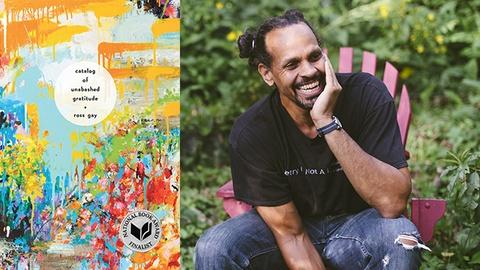 Book View Now -- Ross Gay Interview | 2016 AWP Conference & Book Fair