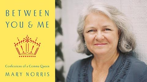 Book View Now -- Mary Norris Interview | 2016 AWP Conference & Book Fair