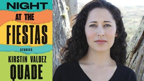 Book View Now -- Kristin Valdez Quade Interview | 2016 AWP Conference & Book