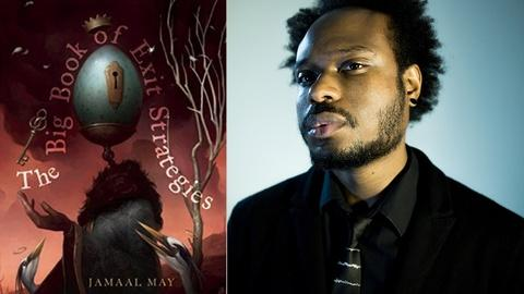 Book View Now -- Jamaal May Interview | 2016 AWP Conference & Book Fair