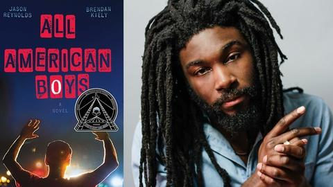 Book View Now -- Jason Reynolds | 2016 L.A. Times Festival of Books