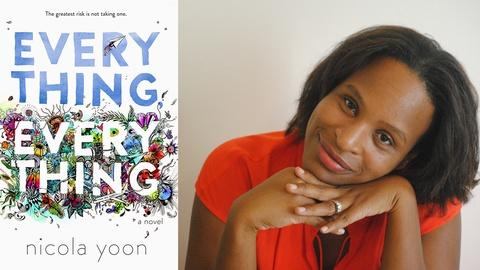 Book View Now -- Nicola Yoon | 2016 L.A. Times Festival of Books