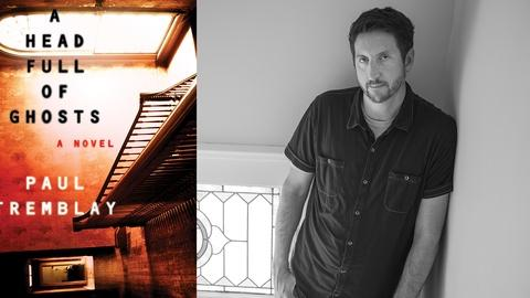 Book View Now -- Paul Tremblay | 2016 L.A. Times Festival of Books