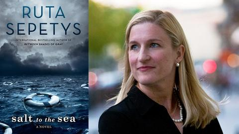 Book View Now -- Ruta Sepetys | 2016 L.A. Times Festival of Books