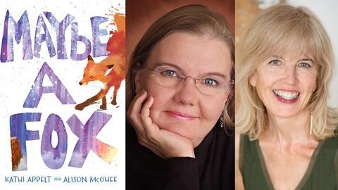 Book View Now -- Kathi Appelt & Alison McGhee   2016 LA Times Book Festival