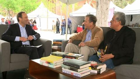 Book View Now -- Dana Gioia & Luis J. Rodriquez | 2016 L.A. Times Book Fest