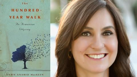 Book View Now -- Dawn Anahid MacKeen  2016 L.A. Times Festival of Books