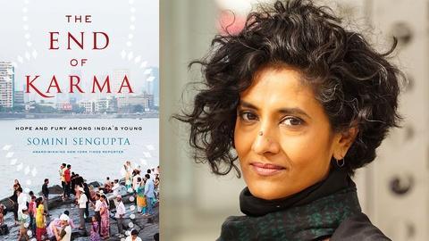 Book View Now -- Somini Sengupta   2016 L.A. Times Festival of Books