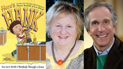 Book View Now -- Henry Winkler & Lin Oliver | 2016 L.A. Times Book Festival