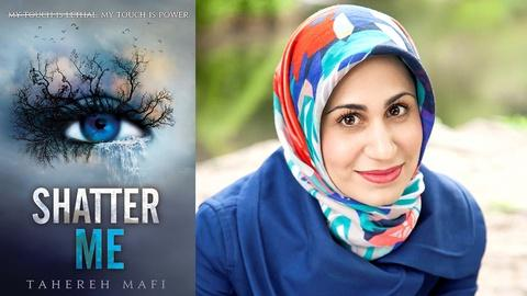 Book View Now -- Tahereh Mafi | 2016 L.A. Times Festival of Books