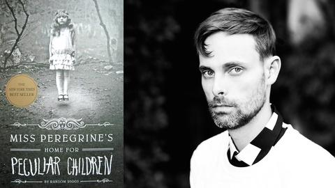 Book View Now -- Ransom Riggs | 2016 L.A. Times Festival of Books