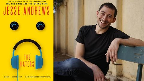 Book View Now -- Jesse Andrews | 2016 L.A. Times Festival of Books