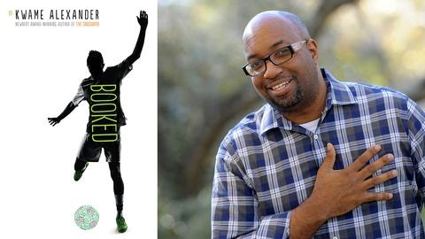 Book View Now -- Kwame Alexander   2016 L.A. Times Festival of Books