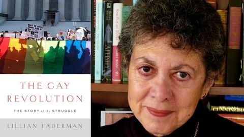 Book View Now -- Lillian Faderman | 2016 L.A. Times Festival of Books