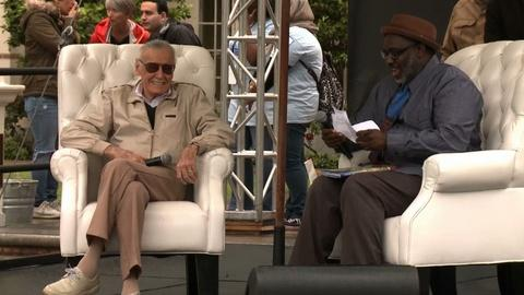 Book View Now -- Stan Lee | 2016 L.A. Times Festival of Books