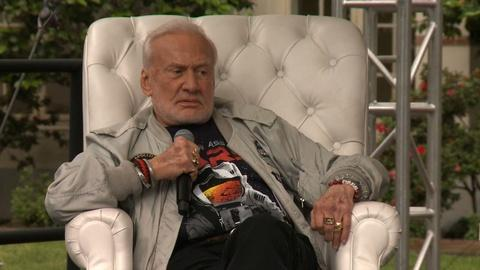Book View Now -- Buzz Aldrin | 2016 L.A. Times Festival of Books