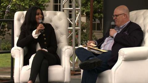 Book View Now -- Rachel Roy | 2016 L.A. Times Festival of Books