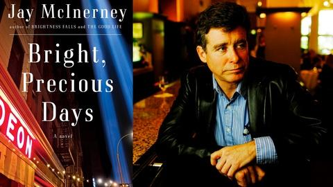Book View Now -- S3: Jay McInerney | Book Expo America 2016