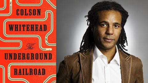 Book View Now -- Colson Whitehead | Book Expo America 2016