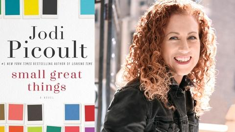 Book View Now -- Jodi Picoult | Book Expo America 2016