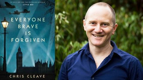 Book View Now -- Chris Cleave | Book Expo America 2016