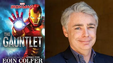 Book View Now -- Eoin Colfer | Book Expo America 2016