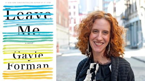 Book View Now -- Gayle Forman | Book Expo America 2016