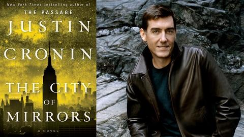 Book View Now -- Justin Cronin   Book Expo America 2016