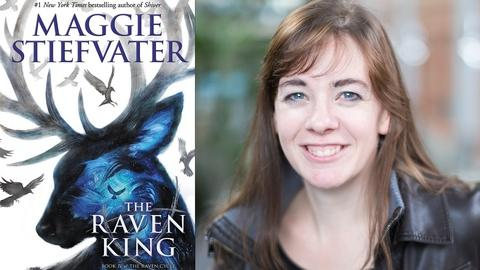 Book View Now -- Maggie Stiefvater   Book Expo America 2016