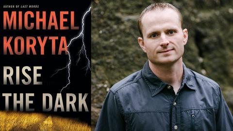 Book View Now -- Michael Koryta   Book Expo America 2016