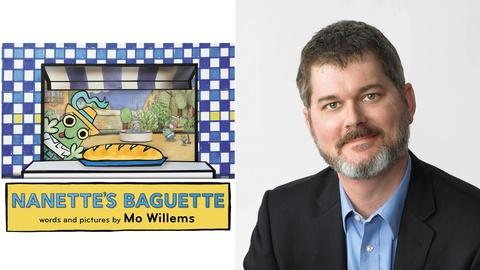 Book View Now -- S3: Mo Willems | Book Expo America 2016