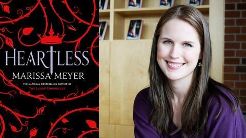 Book View Now -- Marissa Meyer   BookCon 2016