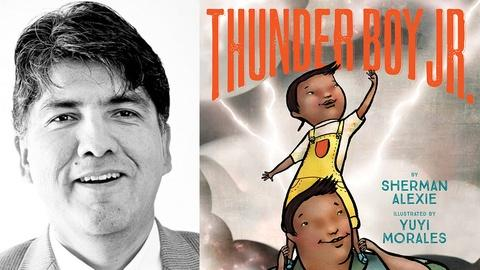 Book View Now -- S3: Sherman Alexie | Book Expo America 2016