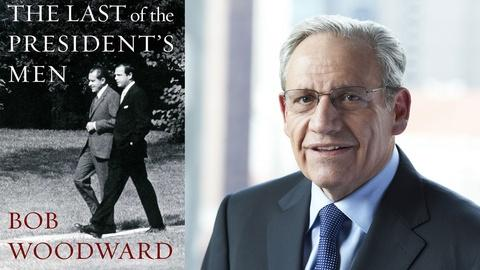 Book View Now -- Bob Woodward | 2016 National Book Festival