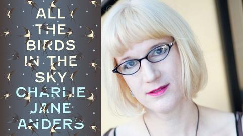 Book View Now -- Charlie Jane Anders | 2016 National Book Festival