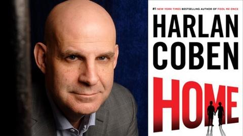 Book View Now -- Harlan Coben | 2016 National Book Festival