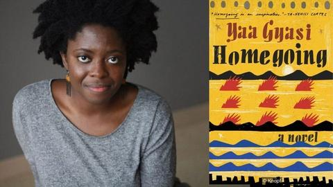 Book View Now -- Yaa Gyasi | 2016 National Book Festival