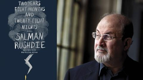 Book View Now -- Salman Rushdie | 2016 National Book Festival