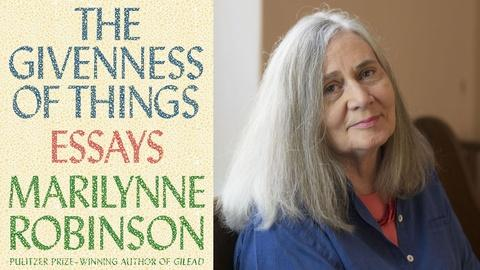 Book View Now -- Marilynne Robinson | 2016 National Book Festival