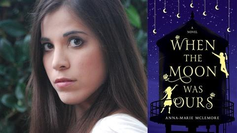 Book View Now -- Anna-Marie McLemore at the 2016 Miami Book Fair